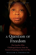 Download A Question of Freedom Book