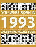 Crossword Puzzle Book 1993