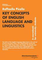 Key Concepts of English Language and Linguistics PDF