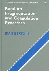 Random Fragmentation and Coagulation Processes