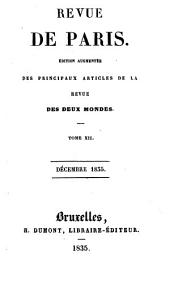 Revue de Paris: Volume 81