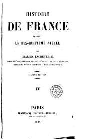 Histoire de France, 4