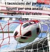 I tecnicismi del pallone. spunti per una analisi linguistica del calcio italiano