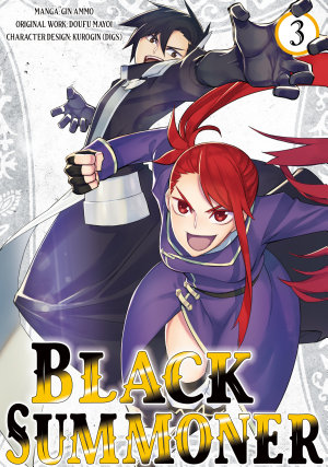 Black Summoner  Manga  Vol 3
