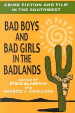 Crime Fiction and Film in the Southwest