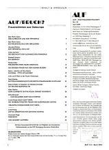 AUF  PDF
