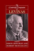 The Cambridge Companion to Levinas PDF