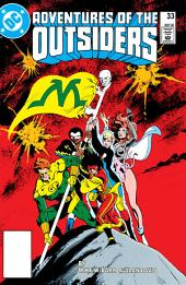 Adventures of the Outsiders (1986-) #33