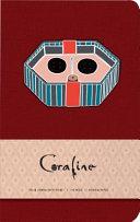 Coraline Hardcover Ruled Pocket Journal
