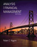 Analysis for Financial Management with S P bind in card PDF