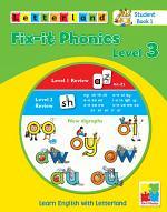 Fix-it Phonics Level 3 - Student Book 1