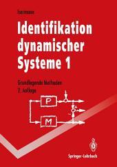 Identifikation dynamischer Systeme 1: Grundlegende Methoden, Ausgabe 2
