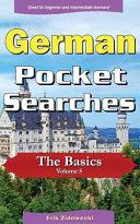 German Pocket Searches   the Basics PDF