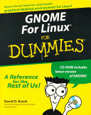 GNOME For Linux  For Dummies  PDF