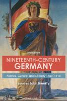 Nineteenth Century Germany PDF