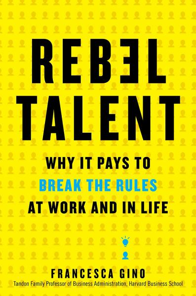 Download Rebel Talent Book