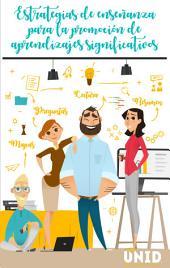 Estrategias de enseñanza para la promoción de aprendizajes significativos: Un manual para el docente