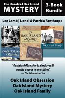 The Unsolved Oak Island Mystery 3 Book Bundle PDF