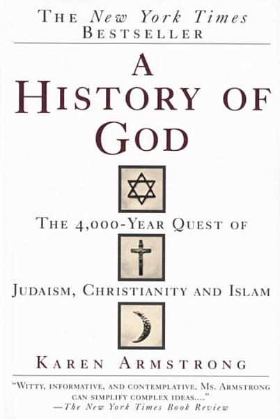 Download A History of God Book