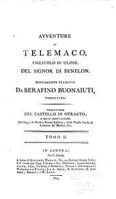 Les aventures de Télémaque, fils d'Ulisse: Volume2