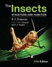 The Insects: Structure and Function, Edition 5