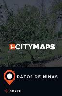 City Maps Patos De Minas Brazil