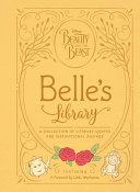 Beauty and the Beast  Belle s Library Book