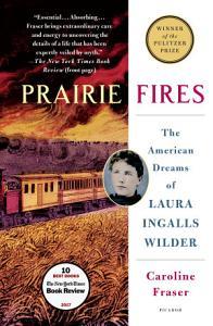 Prairie Fires Book