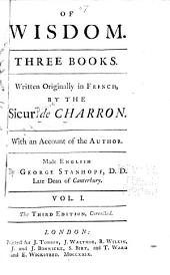 Of Wisdom: Three Books, Volume 1