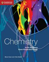 Chemistry for the IB Diploma Exam Preparation Guide PDF