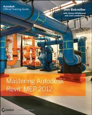 Mastering Autodesk Revit MEP 2012 PDF