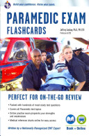 Paramedic Exam Flashcards with Access Code