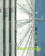 Pamphlet Architecture 21: Situation Normal