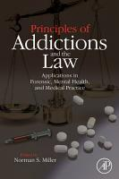 Principles of Addictions and the Law PDF