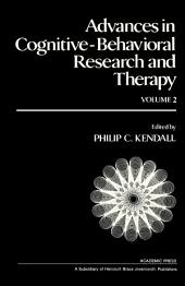 Advances in Cognitive—Behavioral Research and Therapy: Volume 2