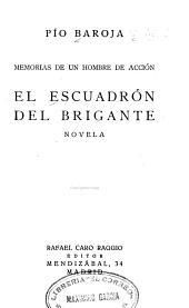 El escuadrón del brigante: novela