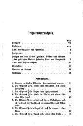 Trutznachtigall: nebst liedern aus dem Güldenen tugenbuch desselben dichters