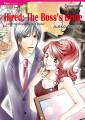 HIRED: THE BOSS'S BRIDE: Harlequin Comics