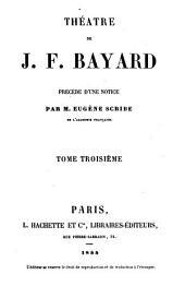 Théâtre de J.F. Bayard