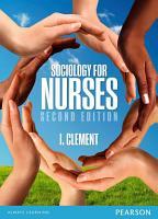 Sociology for nurses 2 e PDF