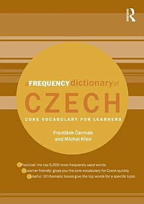 A Frequency Dictionary of Czech PDF