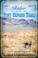 Rider on the Pony Express Trail