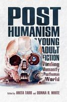 Posthumanism in Young Adult Fiction PDF