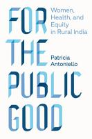 For the Public Good PDF