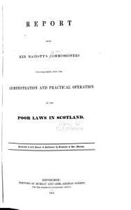 containing minutes of evidence taken a Edinburgh  Glasgow  Greennock  Paisley  Ayr  and Kilnarnock