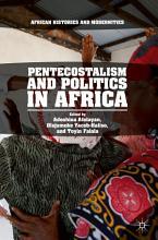 Pentecostalism and Politics in Africa PDF