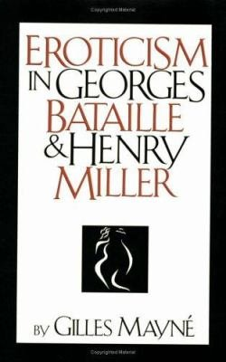 Download Eroticism in Georges Bataille and Henry Miller Book