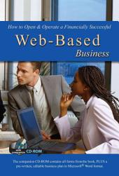 How to Open and Operate a Financially Successful Web-Based Business