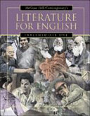 Literature for English  Intermediate One Student Text PDF