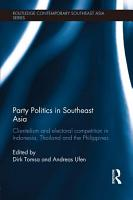 Party Politics in Southeast Asia PDF